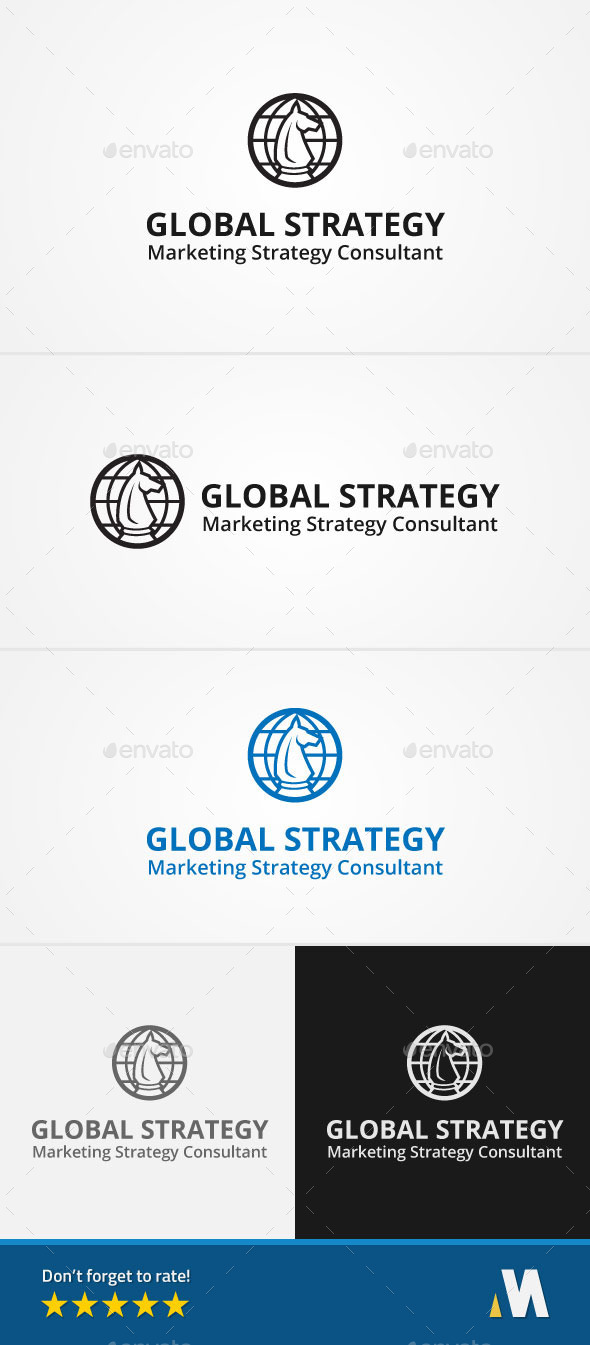 GraphicRiver Global Strategy 9299746