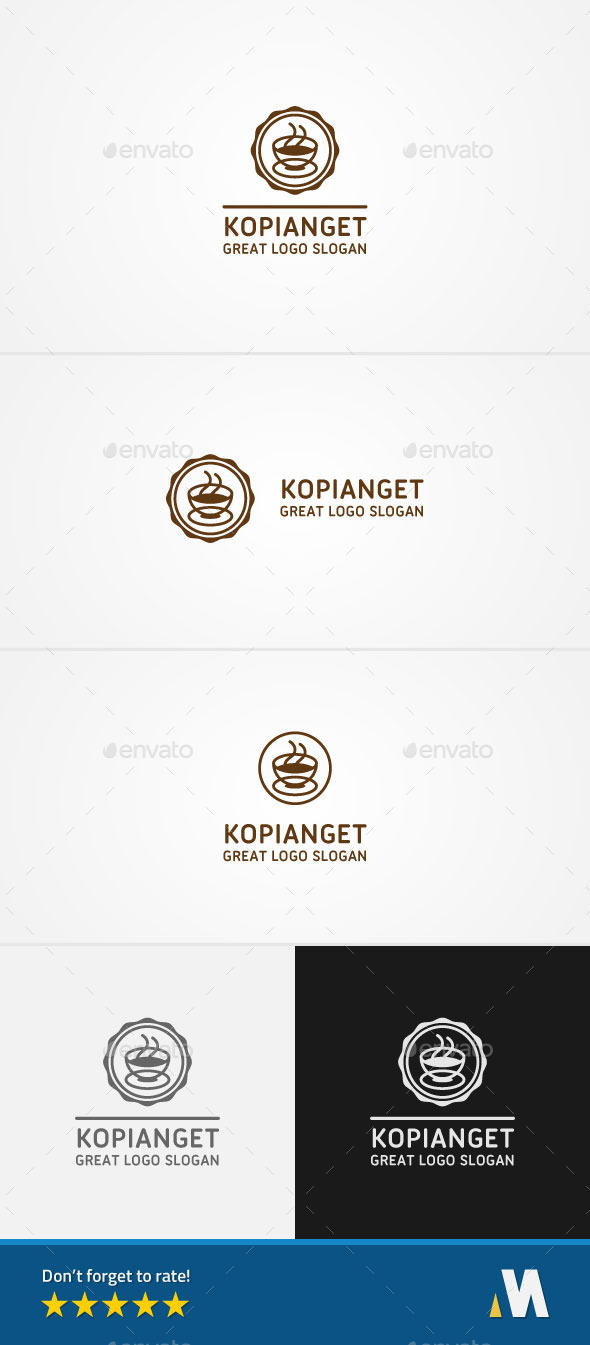 GraphicRiver Coffee Morning Cafe Restaurant 9299829