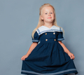 Little beautiful girl portrait in studio - PhotoDune Item for Sale
