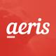 AERIS - Creative Parallax Template - ThemeForest Item for Sale