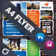 Camping Adventure Flyer Templates - GraphicRiver Item for Sale