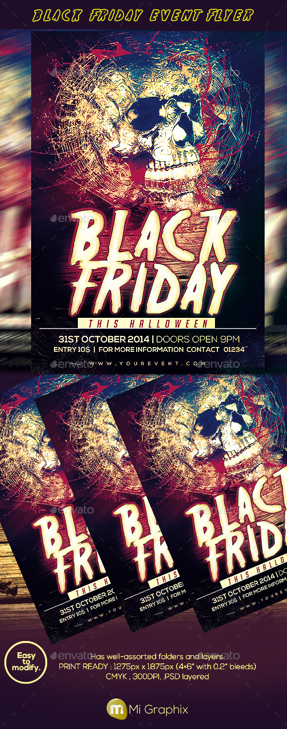 GraphicRiver Black Friday 9272751