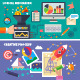 Logical Mechanism and Creative Process - GraphicRiver Item for Sale
