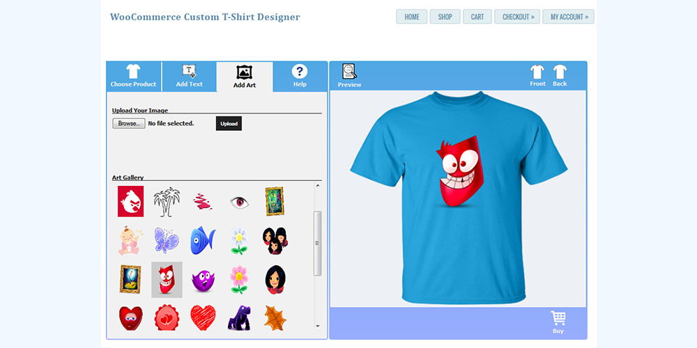 Custom t shirt design website is shirt for T shirt design maker app
