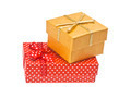 Red and yellow gift boxes - PhotoDune Item for Sale