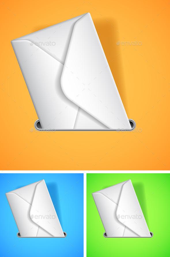 GraphicRiver Mail Concept 9304190