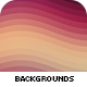 Wave Backgrounds  - GraphicRiver Item for Sale