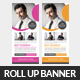 Corporate Business Rollup Banners Bundle - GraphicRiver Item for Sale