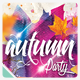 Autumn Effect Flyer - GraphicRiver Item for Sale