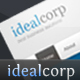 IdealCorp  <hr/> business|corporate theme&#8221; height=&#8221;80&#8243; width=&#8221;80&#8243;> </a> </div> <div class=