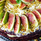 Cake with figs - PhotoDune Item for Sale