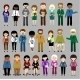 Set of Business People - GraphicRiver Item for Sale