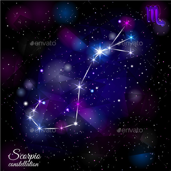GraphicRiver The 12 Zodiacal Constellations 9306121