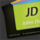 Tag Business Cards - GraphicRiver Item for Sale