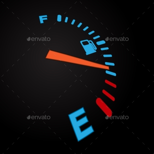GraphicRiver Fuel Indication 9306497