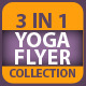 Yoga Flyer Template Bundle - GraphicRiver Item for Sale