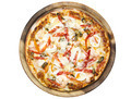 Seafood pizza top view - PhotoDune Item for Sale