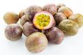 Fresh Passion fruit isolated on white background - PhotoDune Item for Sale