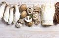 Mushroom on wood - PhotoDune Item for Sale