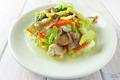 Vegetarian food on wood table - PhotoDune Item for Sale