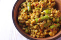Seamless fish, Spicy Vegetarian food on wood table - PhotoDune Item for Sale