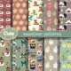 Cartoon Seamless Patterns  - GraphicRiver Item for Sale
