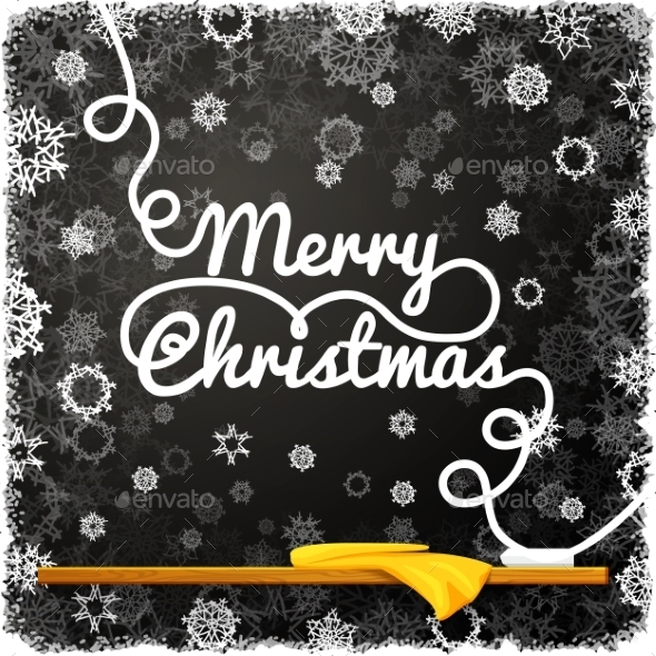 GraphicRiver Merry Christmas Message 9309007