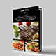 BiFold Restaurant Menu Vol. 2 - GraphicRiver Item for Sale