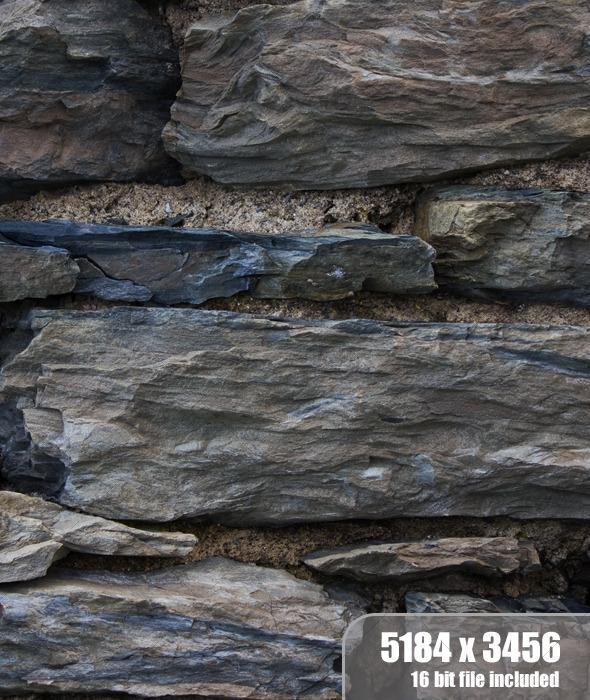 Stacked Stone - Stone Textures
