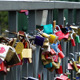 Wish Locks on the Bridge - VideoHive Item for Sale
