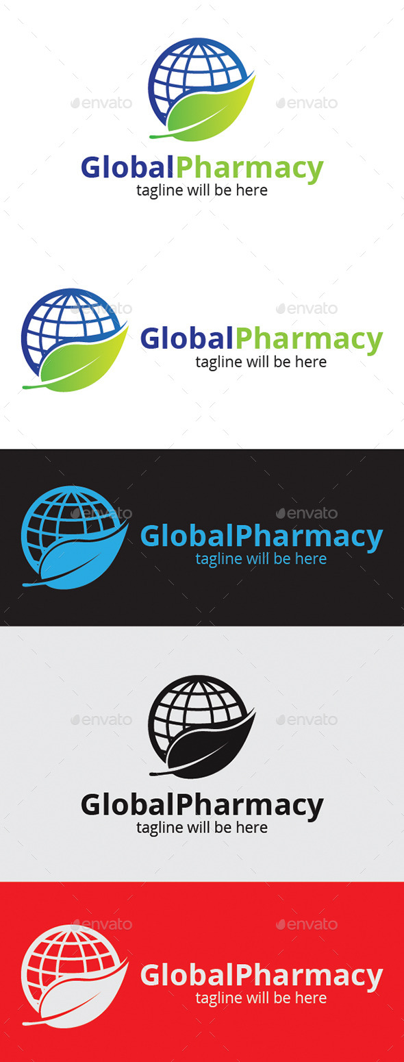 GraphicRiver Global Pharmacy 9309862