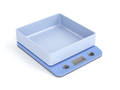 Blue kitchen scale - PhotoDune Item for Sale