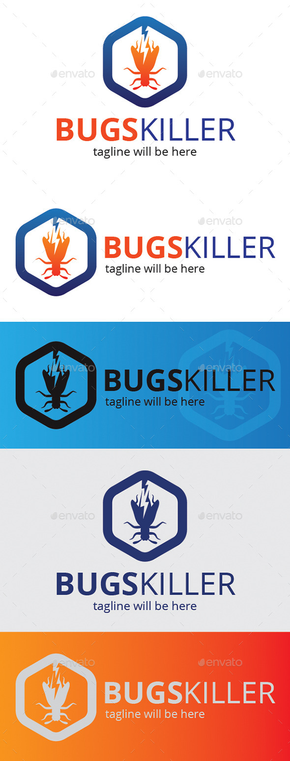 GraphicRiver Bugs Killer 9309953