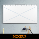 Wall Calendar Mockups - GraphicRiver Item for Sale