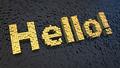 Hello cubics - PhotoDune Item for Sale
