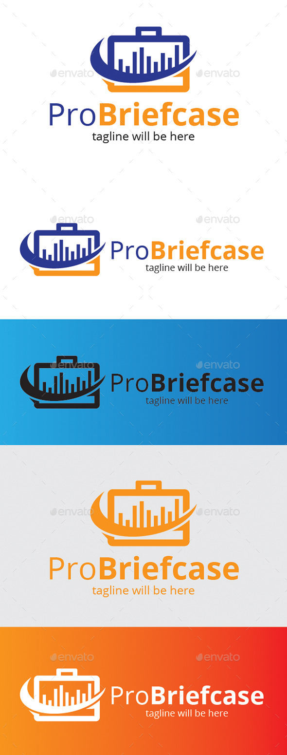 GraphicRiver Pro Briefcase 9310721