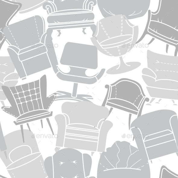 GraphicRiver Armchair Pattern 9310724