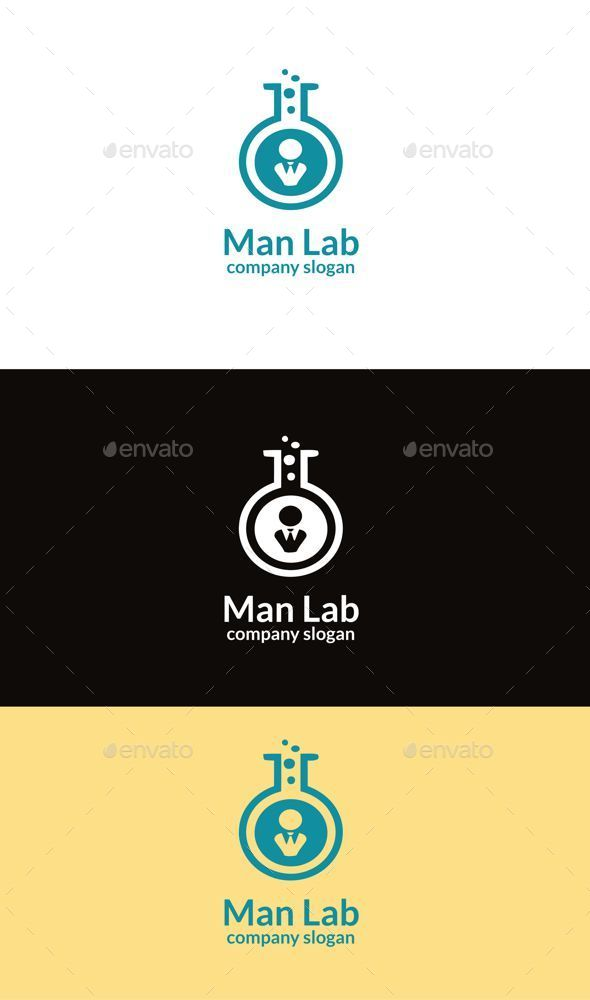 GraphicRiver Man Lab 9310778