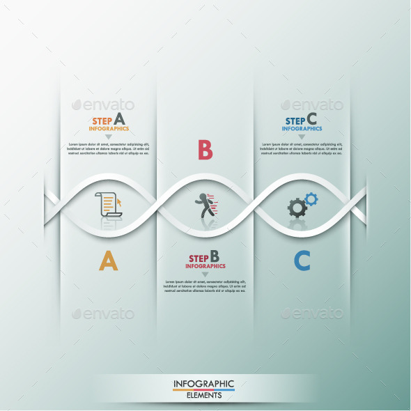 GraphicRiver Modern Infographic Options Banner 9311909