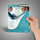 A4 Paper in Hand Mock-ups - GraphicRiver Item for Sale