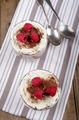 nut cream dessert with whipped cream - PhotoDune Item for Sale