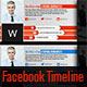 Facebook Timeline - GraphicRiver Item for Sale