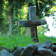 Old Cemetery Stone Grave - VideoHive Item for Sale