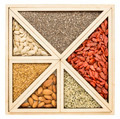 superfood tray abstract - PhotoDune Item for Sale