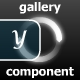 XML Gallery Component - 4 scroller positions - ActiveDen Item for Sale