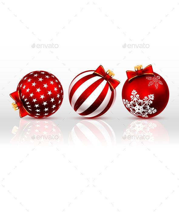 GraphicRiver Christmas Ball 9316783