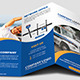 Corporate Trifold-Brochure - GraphicRiver Item for Sale