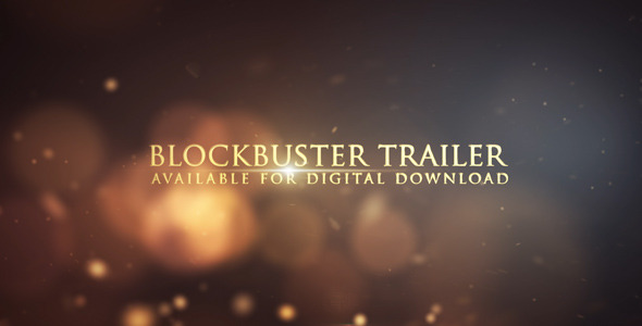 Cinematic Trailer Titles by miseld | VideoHive