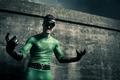 Aggressive superhero close-up - PhotoDune Item for Sale