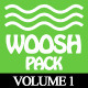 Whoosh Pack Vol 1 - White Noise - AudioJungle Item for Sale